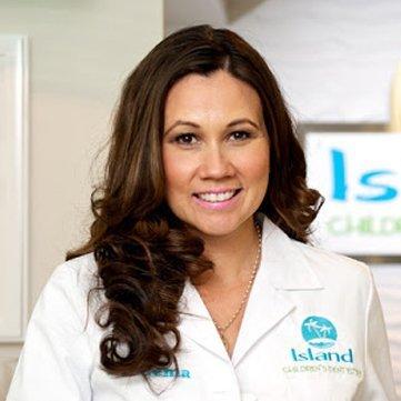 Dr. Gema Island - pediatric dental practice
